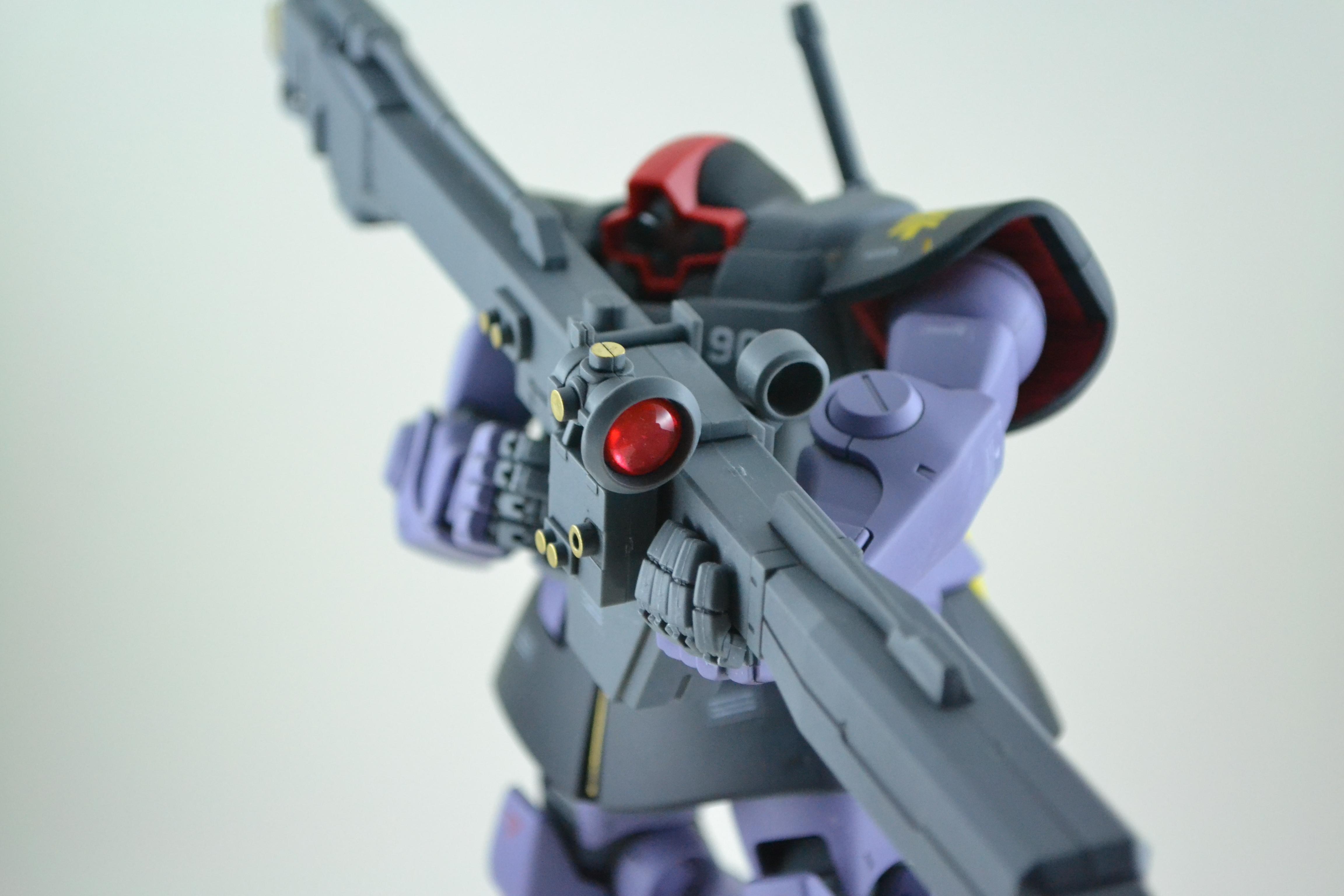 1//100 MG MS-09r  Rick Dom Gundam Mdoel Kit Water Decal