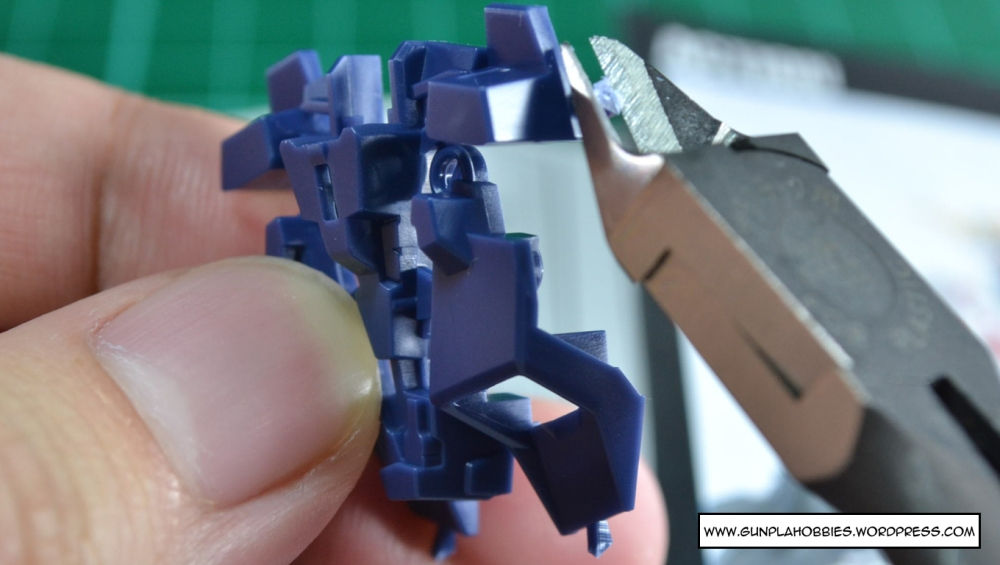 Removing Nib Marks (5/6)