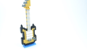 Nanoblock Electric Guitar