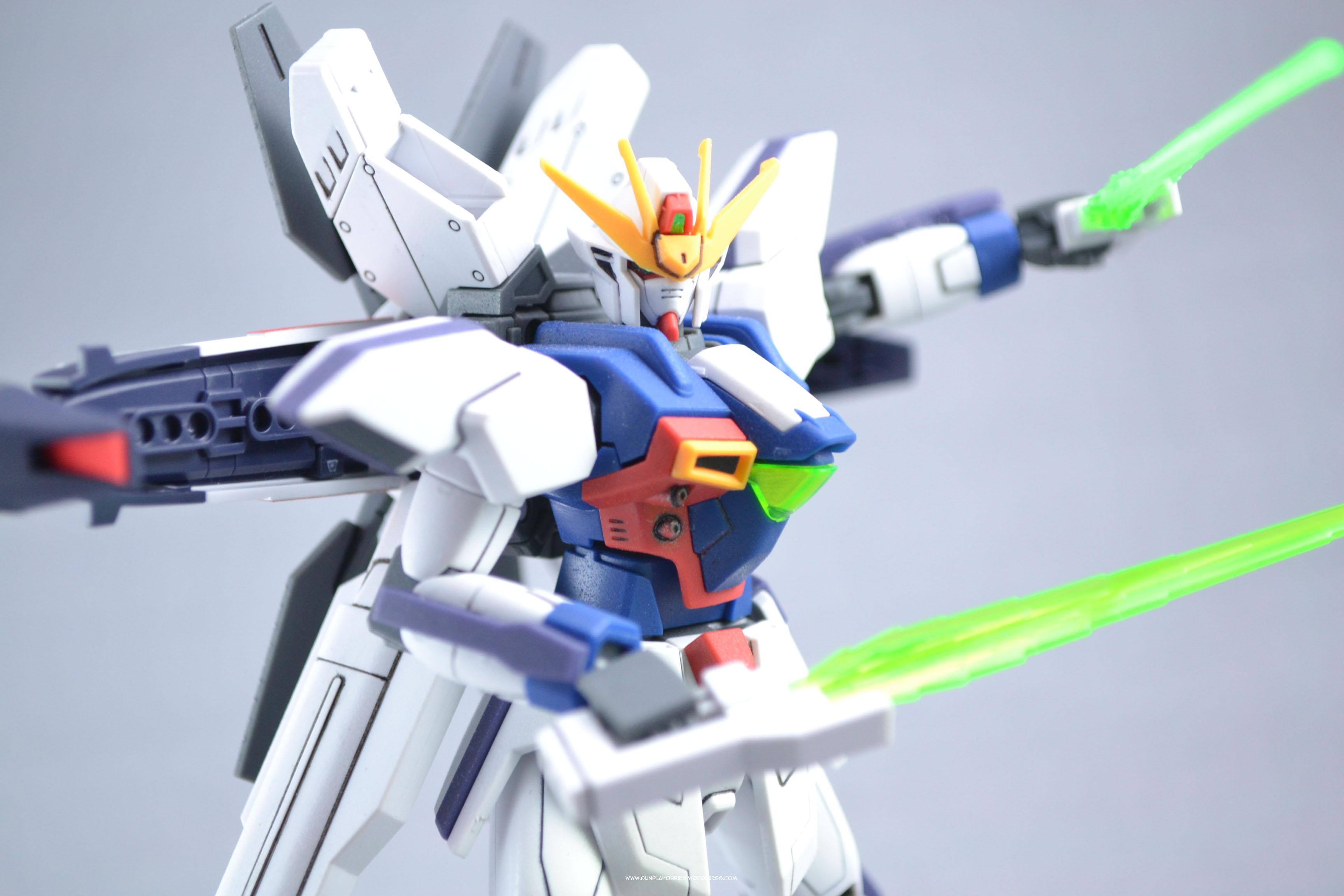 15+ Gundam X Hg Illustration 9