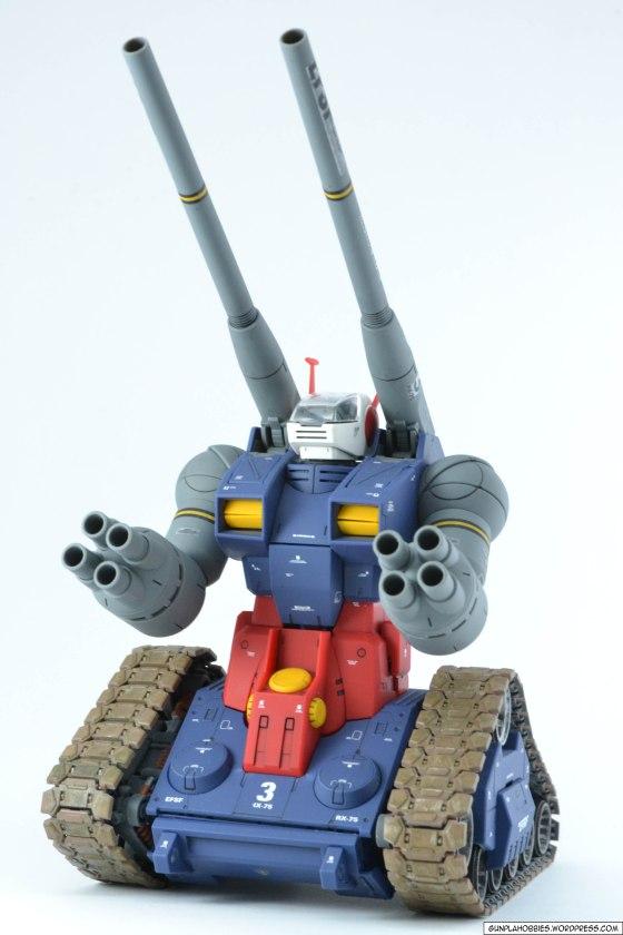 MG 1/100 RX-75 Guntank