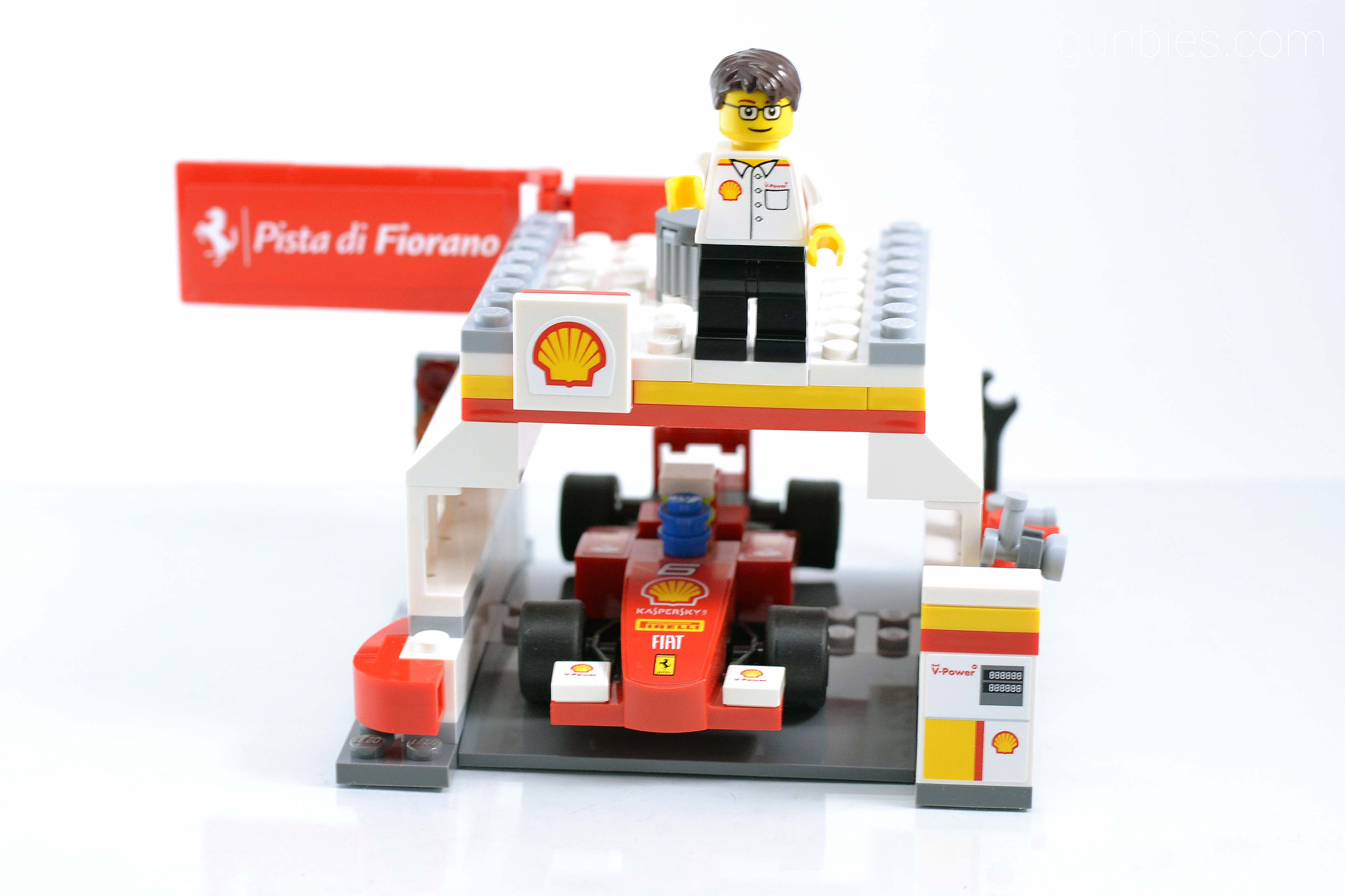 Shell Promotion Collect At Petron Station Model Sports Cars