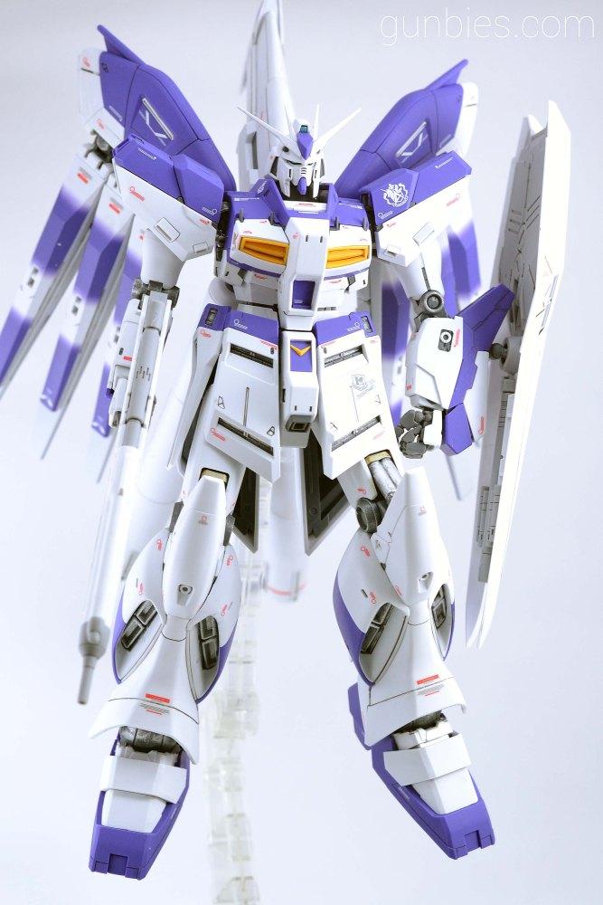 MG 1/100 RX-93-v2 Hi-V Gundam Ver. Ka Complete (1/6)