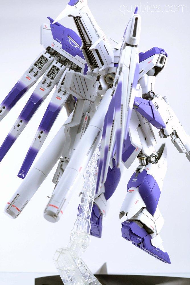 MG 1/100 RX-93-v2 Hi-V Gundam Ver. Ka Complete (3/6)