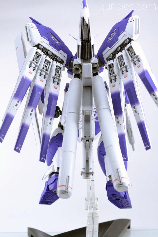 MG 1/100 RX-93-v2 Hi-V Gundam Ver. Ka Complete (4/6)