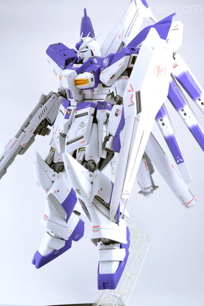 MG 1/100 RX-93-v2 Hi-V Gundam Ver. Ka Complete (6/6)