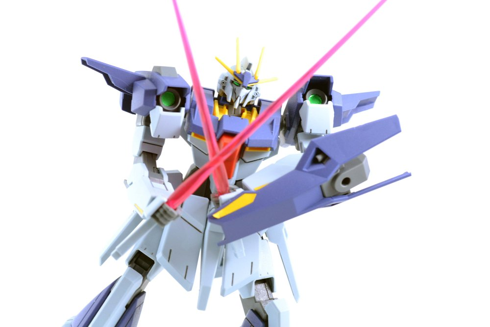 HG 1/144 Lightning Gundam (3/6)