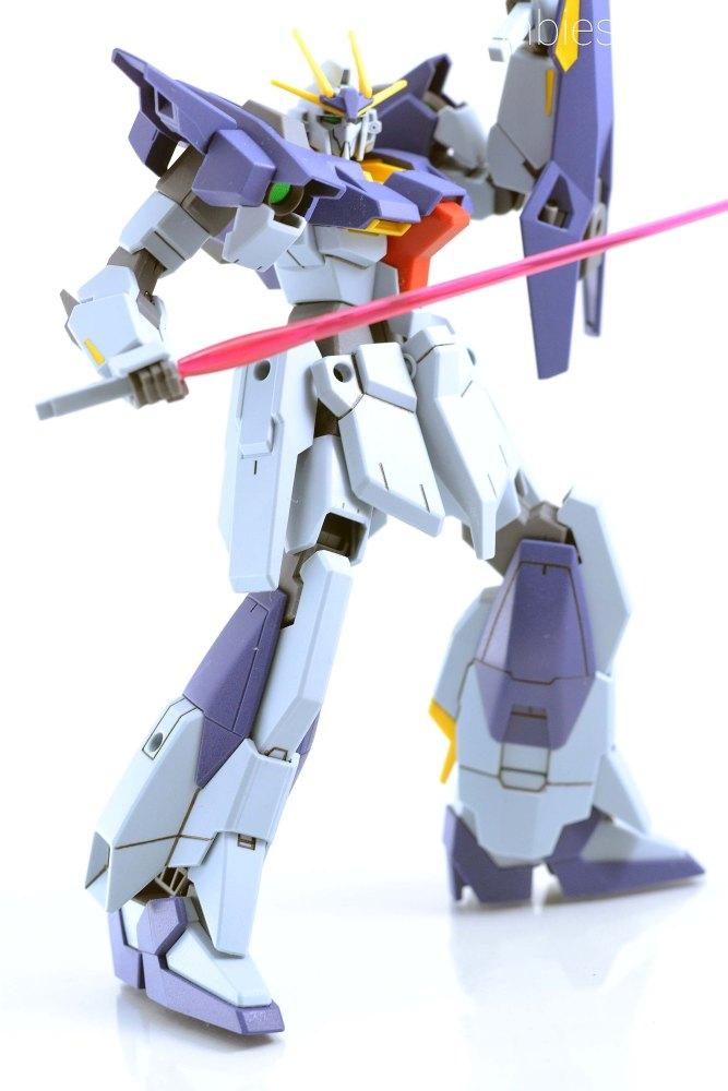 HG 1/144 Lightning Gundam (1/6)